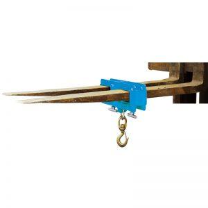 çatalı monteli kaldırma kancası