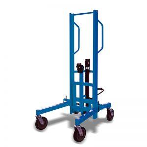 DT400 ağır hizmet tipi ergonomik tambur tutucu