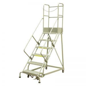 endüstriyel çelik merdivenler